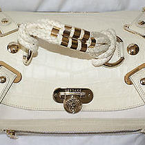 Versace Leather/suede Handbag Photo