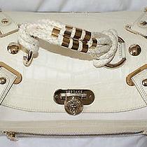 Versace Leather/suede Handbag Photo
