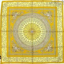 Versace Lemon Yellow Sirens & Medusa Myth Baroque 34