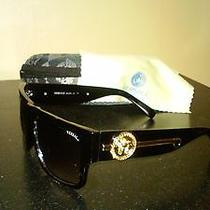 Versace Medusa Head Sunglasses  Photo