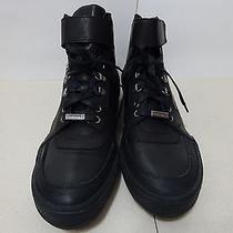Versace Men's Boots Us12/eu45 authentic&new Reg450 Photo