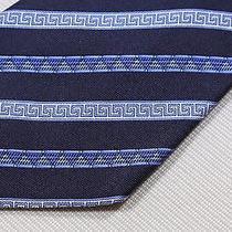 Versace Men's Silk Neck Tie Made in Italy Photo