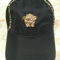 Versace Men Women Baseball Golf Hat Adjustable Sport Cap Blue Photo