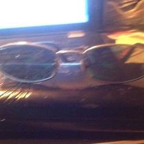 Versace Metal Frame Sunglasses Photo