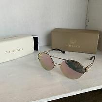 Versace Mod. 2184 1252/4z Womens Sunglasses Frames 61-17-140 Photo
