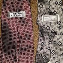Versace Neckties Photo