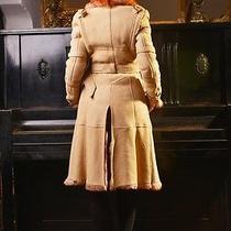 Versace Sheepskin Coat- Luxurious and Timeless Photo