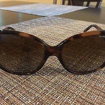 Versace Sunglasses 4252 944/t5 Havana Brown Gradient Polarized Photo