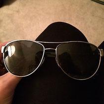 Versace Sunglasses - Aviator Polarized Photo