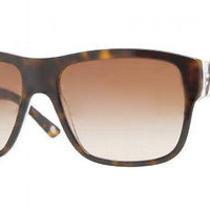 Versace Sunglasses Model Number 4192 Unisex Black/brown 100% Authentic W/receipt Photo