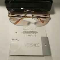 Versace Sunglasses N40 N30/537 6716 125 Pre-Owned See Pictures Photo