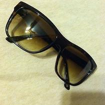 Versace Sunglasses Used Photo