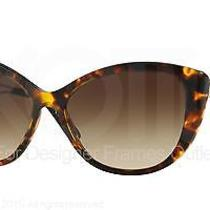 Versace Sunglasses Ve 4295 514813 Havana 57mm Photo