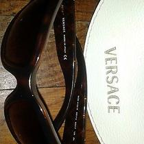 Versace Sunglasses With Case Photo