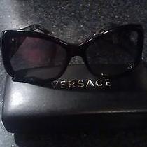Versace Sunglasses With Versace Sunglass Case Model 4235 Photo