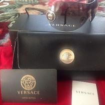 Versace Sunglasses Woman Photo
