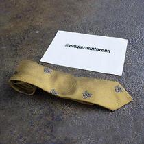 Versace Tie - Gold/black Photo