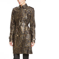 Versace Trech Coat With Belt Photo