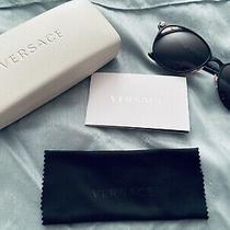 Versace Ve 2168 1377t3 Women's Sunglasses W/prescription Lenses Photo