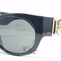 Versace Ve4265 Sunglasses 4265 Notorious b.i.g Iconic Archive Sun Glasses Gb187  Photo