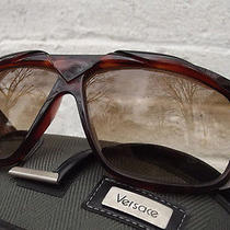Versace Vintage Gianni Versace Sunglasses Basix mod.816 Photo