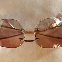 Versace Women Brand New Sunglasses With All Tags Rare Rare Rare N.c-120277813 Photo