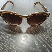 Versace Womens Sunglasses 1969 Italia Italy 19v69 Brown Gold Rare 19 69 Photo