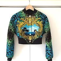 Versace X h&m Bomber Jacket Photo