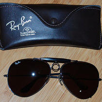 Very Collectible Ray Ban Aviator Vintage Survivors Collection Sunglasses Photo