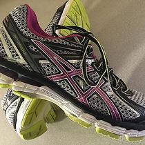 Very Good Asics Gt2000 Running Shoes Size 10 Medium Photo
