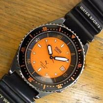 Very Good Rare Orient Puma C27303-00 Watch Collectable Expedited Shipping Japan Photo