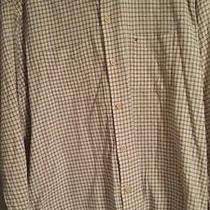 Very Nice Mens Tommy Hilfiger Dress Shirt Size Large Photo