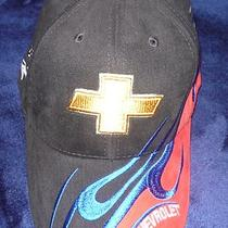 Very Rare Chevrolet Truck Car Racing Black Quality Beautiful Fancy New Hat Cap Photo
