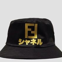 Very Rare Designer Gold Bucket Hat-Tommy Vintage Supreme 40 Oz Van Fendi Dolphin Photo