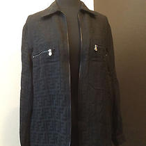 ------------Very Rare Fendi Jacket  M ---------- Photo