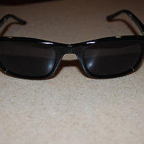 Very Rare Folding Gucci Sunglasses Gg 1442/s K79 51-21 Black Frame  Photo