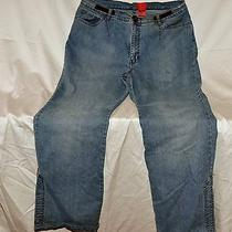 Very Vera Jeans Vera Wang Womens Size 12 Split Leg Other Features Photo