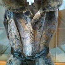 Vest Multi Colored Fur..great Christmas Gift Photo