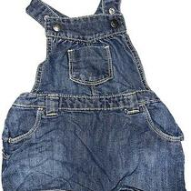 Vestido Jeans Bebe 12/18 Meses  Old Navy (Overall) Photo