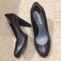 Via Spiga Black Genuine Leather Heels / Pumps 7 280 Photo