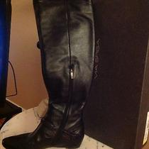Via Spiga Boots in Excellent Like Brand New Condition Size 8.5 but Will Fit a 9 Photo