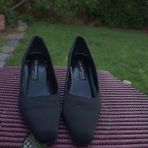 via Spiga Fabric/patent Leather Italian Size 7.5 Pumps  Photo