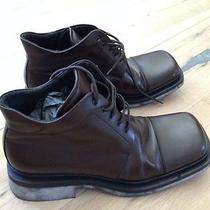 Via Spiga Mens Shoe Boot Brown Gently Worn  Photo