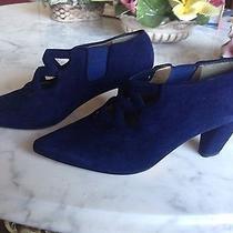 Via Spiga Suede Shoes Photo