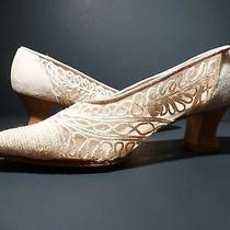 Via Spiga Wedding Shoes Photo