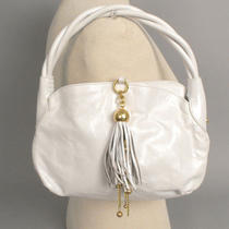 Via Spiga  White Leather  Bag Photo