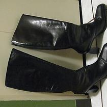 Vic Matie  Leather Boots Sz38 Photo