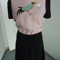 Victoria Beckham Bird Dress Photo