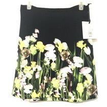 Victoria Beckham Floral Mini Skirt Nwt Sz S Photo