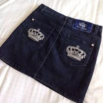 Victoria Beckham for Rock & Repunlic Jean Skirt Small Photo
